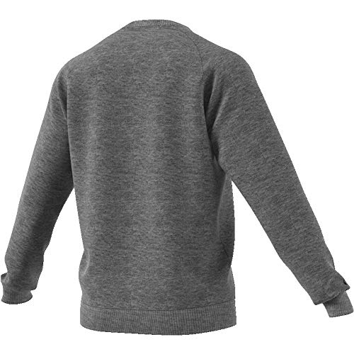 Pour Core18 shirt Heather Adidas nbsp;sweat Grey Homme Dark black qFv1xtzw6