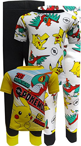 Pokemon Battle Boys Piece Pajama product image