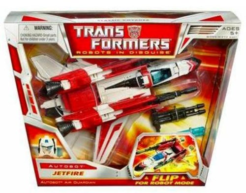 Hasbro Jetfire - Transformers Voyager Classic