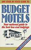 1997 State by State Guide to Budget Motels, Loris G. Bree, 0943400880