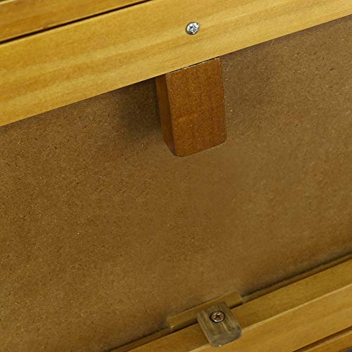 Casual Home 615-25 Kennedy Coffee Table  with Concealed Drawer, Concealment Furniture, Warm Brown by Casual Home (Image #9)