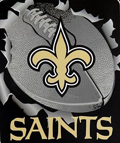 New Orleans Saints Soft Blanket - 3