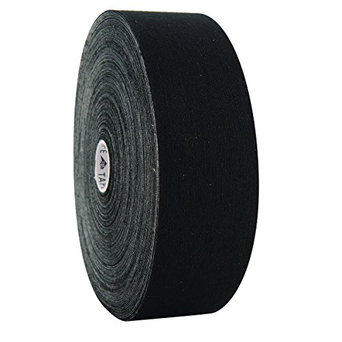 3B Scientific Black Cotton Kinesiology Tape, Bulk Roll, 2'' Width x 103' Length by 3B Scientific