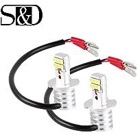 S&D - Bombillas para luces de coche (2