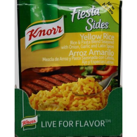 Knorr Fiesta Fiesta Sides Yellow Rice 5.2 (Curried Rice)