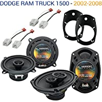 Dodge Ram Truck 1500 2002-2008 Factory Speaker Replacement Harmony Speakers New
