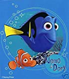 NEMO - BUBBLES 50X60 FLEECE BLANKET