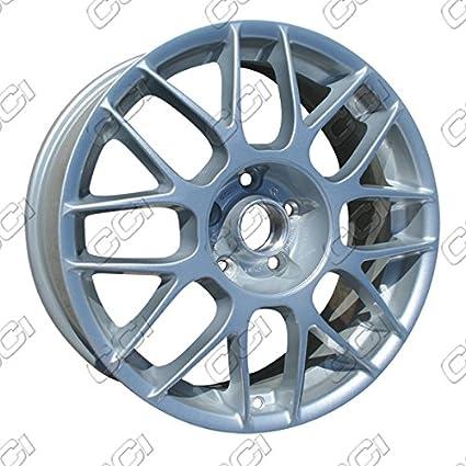 Amazon Com 17 Bright Sparkle Silver New Oem Wheels For 01 03 Audi
