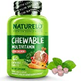 NATURELO Chewable Multivitamin for Children - with