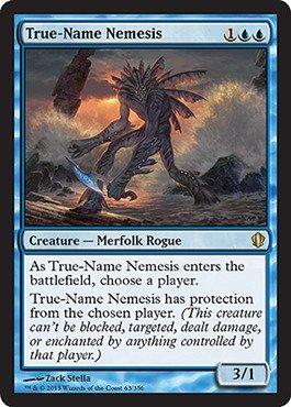 Magic: the Gathering - True-Name Nemesis (63/356) - Commander 2013