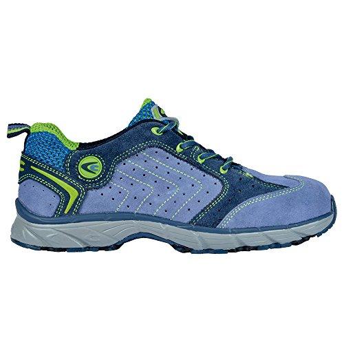 Cofra SRC de JV033 sécurité New Bleu S1 000 43 W43 Taille P Chaussures Twister 00r6Ax