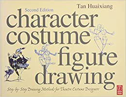 CHARACTER COSTUME FIGURE DRAWING PDF DOWNLOAD