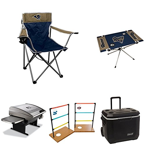 Los Angeles Rams Large Tailgate Bundle by Jarden Sports Licensing