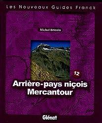 Arrière-pays niçois Mercantour : Fonds de cartes au 1/25 000 et 1/50 000