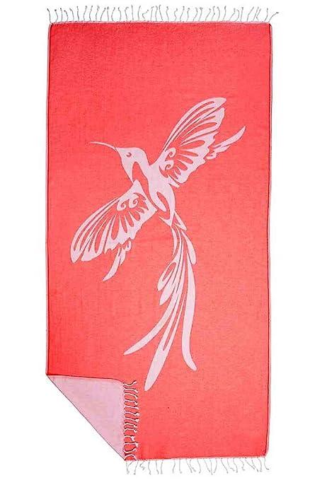 Toalla hammam XL ZusenZomer diseño exclusivo | toalla de baño liviana | 100x185cm |