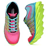 Aleader Women's Running Shoes Fashion Walking Sneakers Pink 8 D(M) US