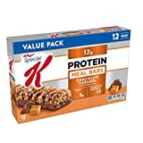 Special K Protein Meal Bars, Chocolate Caramel, 19 oz (12 Count)