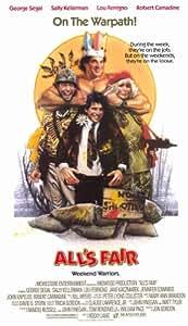 All's Fair [VHS]