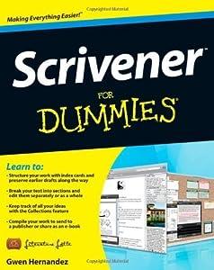 Scrivener For Dummies by Gwen Hernandez (2012-09-28)