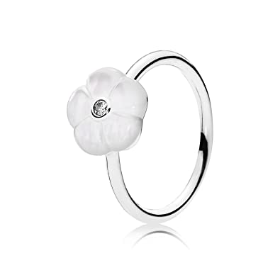 a6e27f87a83f4 sweden pandora rings pearl art 65c15 cea14