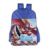 Kids Dumbo School Backpack Cute Children School Bags