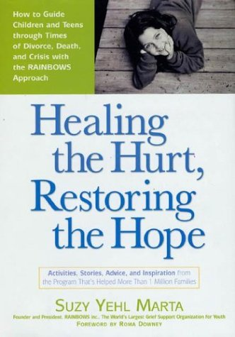 Healing the Hurt, Restoring the Hope ebook
