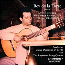 Rey de la Torre: Works for Guitar