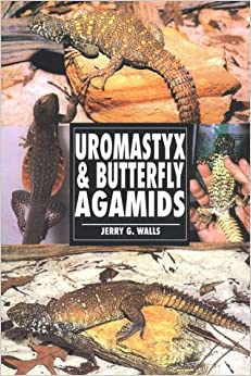 Book The Guide to Owning Uromastyx and Butterfly Agamids