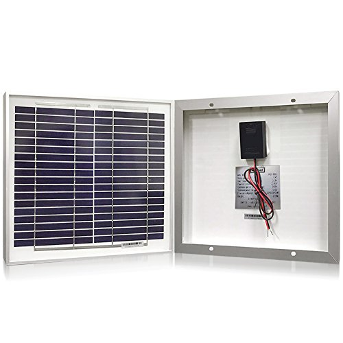 10W Solar Battery Charger - 6