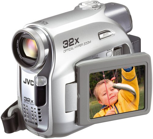 amazon com jvc gr d370 minidv camcorder w 32x optical zoom rh amazon com