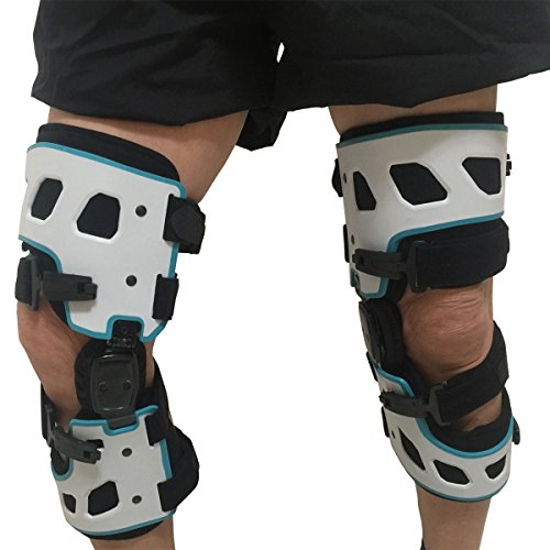 Orthomen OA Unloader Knee Brace for Osteoarthritis, Bone On Bone & Cartilage Injury - Medial - Universal (Left) by Orthomen (Image #6)