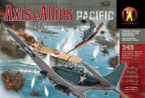 Axis & Allies Pacific (Axis And Allies Global 1940 Second Edition Strategy)