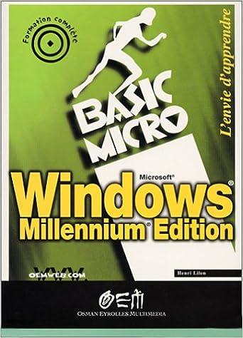 Ebooks téléchargement gratuit pour ipad Windows Millennium edition PDF FB2