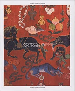 Captivating Wooden Wonders: Tibetan Furniture In Secular And Religious Life: David  Kamansky: 9781932476170: Amazon.com: Books