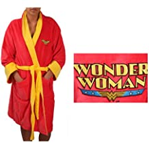 Robe Factory Women's DC Comics Cotton Robe