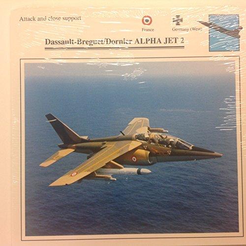 Edito-Service War Planes Collector Cards - D1 075 44-01 to 4