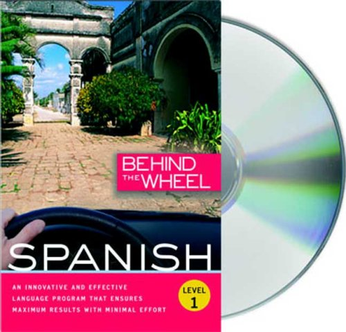 Wheel Cd (Behind the Wheel - Spanish 1)
