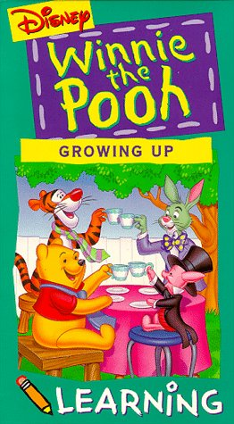 Winnie the Pooh Learning: Growing Up