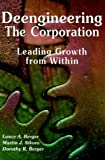img - for Deengineering The Corporation : Leading Growth from Within book / textbook / text book