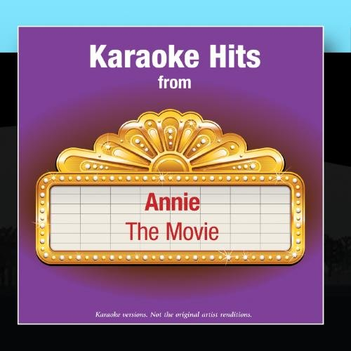Karaoke Hits from - Annie - The - Annie Karaoke Cd