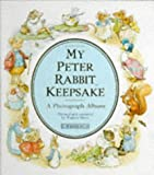 My Peter Rabbit Keepsake, Beatrix Potter and Frances Brace, 072324121X