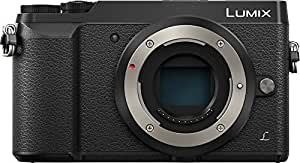 Panasonic LUMIX GX85 4K Mirrorless Interchangeable Lens Camera - Black - Body Only