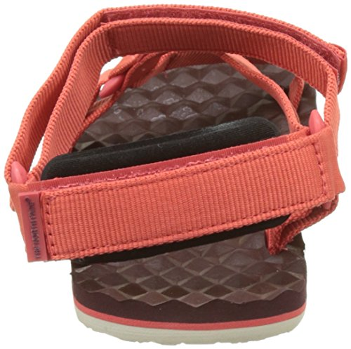 Red Mujer regal Sandalias Camp Para Base Deportivas Switchback North Face Rojo The cayenne Red wq7Z8On