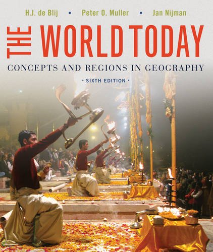 (The World Today: Concepts and Regions in Geography)