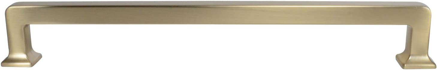 "Top Knobs - TK709HB - Ascendra Appliance Pull 12"" (c-c) - Honey Bronze - Transcend Collection"