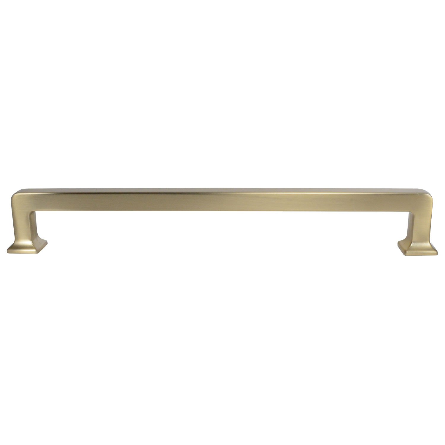 Top Knobs - TK709HB - Ascendra Appliance Pull 12'' (c-c) - Honey Bronze - Transcend Collection