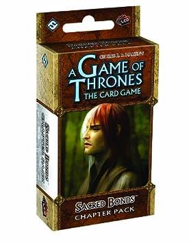 Fantasy Flight Games Juego de Tronos: El Expansion Card Game ...