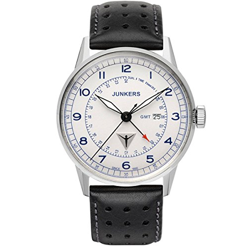 Junkers G38 6946-3 Watch Second Time Zone
