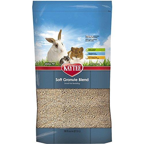 - Kaytee Soft Granule Blend Bedding, 27.5 Liter
