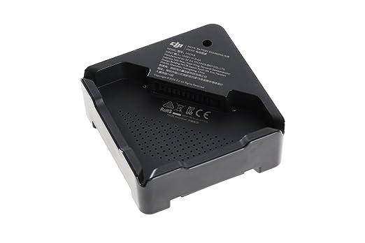 4 opinioni per Djias CP.PT.000563 Caricabatterie Multiplo Part 7, Fino a 4 Batterie, Nero